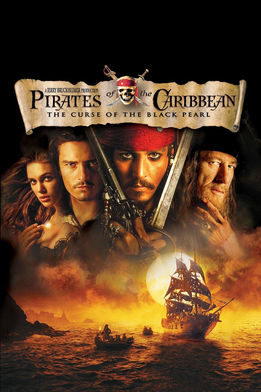 Pirates-of-the-Caribbean-1 دانلود فیلم دزدان دریایی کارائیب 1 : نفرین مروارید سیاه با دوبله فارسی