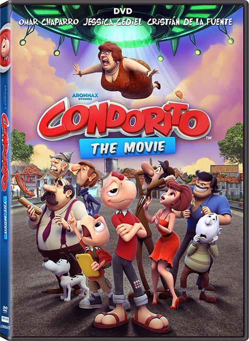 Condorito-The-Movie-2017 دانلود انیمیشن کندوریتو 2017 دوبله فارسی