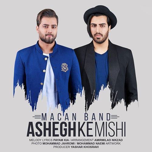 Macan-Band-Ashegh-Ke-Mishi Macan Band - Ashegh Ke Mishi