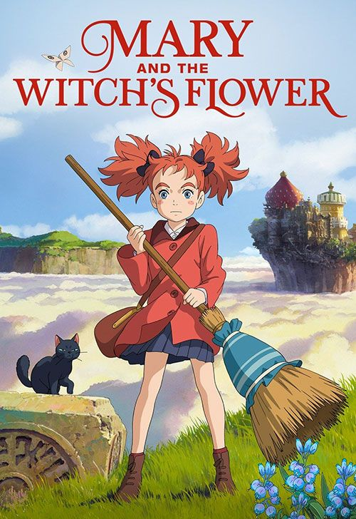 Mary-and-the-Witchs-Flower-2017 دانلود دوبله فارسی انیمیشن Mary and The Witchs Flower 2017