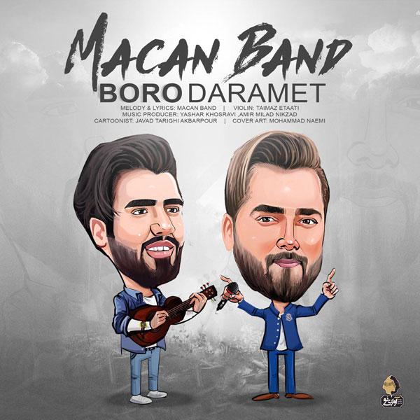 Macan-Band-Boro-Daramet Macan Band-Boro Daramet