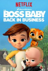 دانلود سریال The Boss Baby: Back in Business