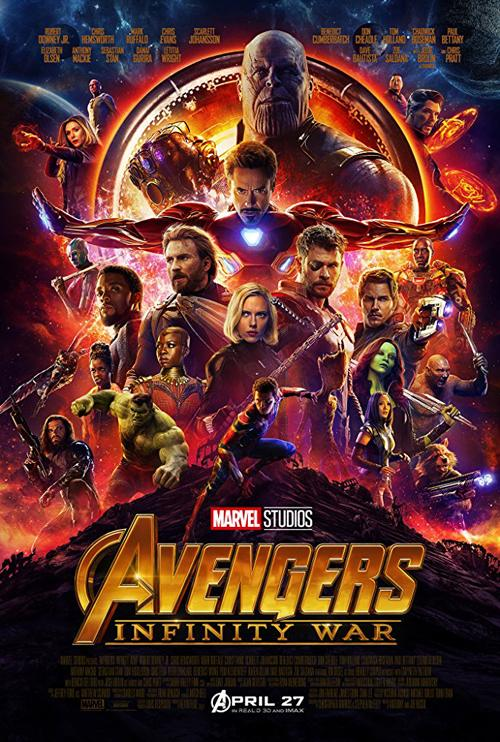 Avengers-Infinity-War2018 دانلود فیلم Avengers Infinity War 2018 دوبله فارسی