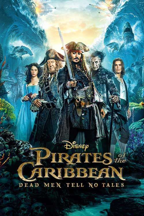 Dead-Men-Tell-No-Tales دانلود فیلم Pirates of the Caribbean: Dead Men Tell No Tales 2017 با دوبله فارسی