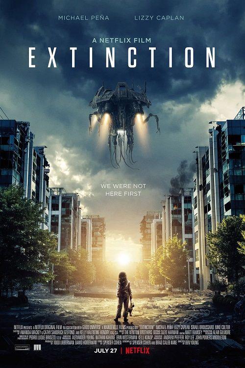 Extinction-2018 دانلود فیلم Extinction 2018