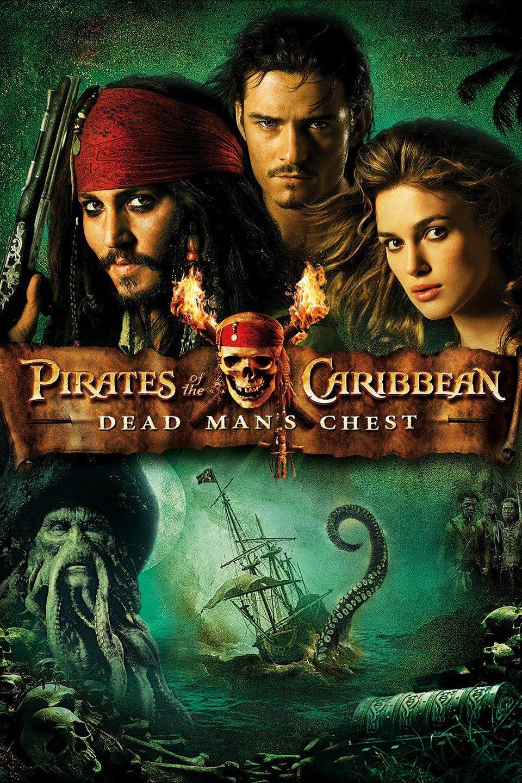 POTC2 دانلود فیلم دزدان دریایی کارائیب 2 : صندوقچه مرد مرده با دوبله فارسی