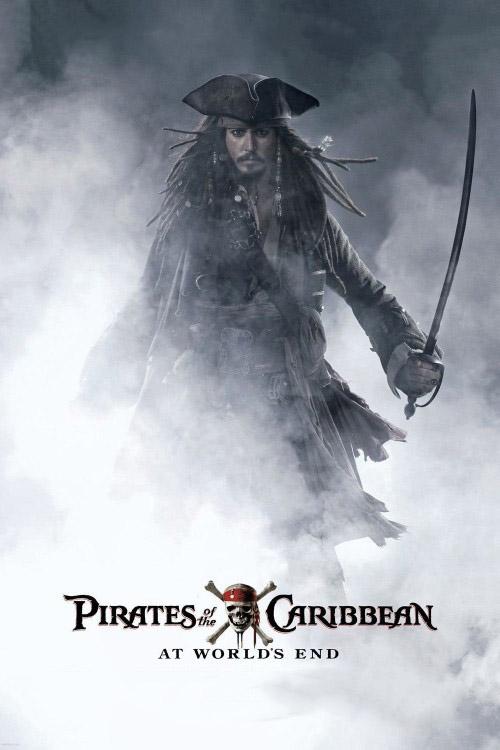 POTC3 دانلود فیلم دزدان دریایی کارائیب 3 : پایان دنیا با دوبله فارسی