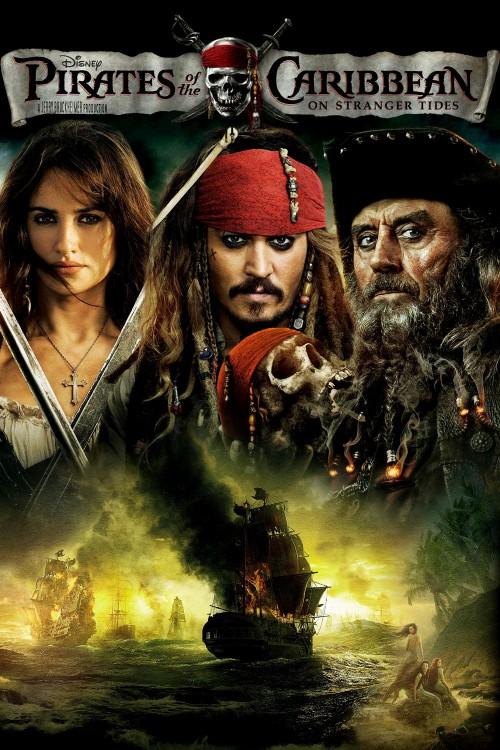 POTC4 دانلود فیلم دزدان دریایی کارائیب 4 : سوار بر امواج ناشناخته با دوبله فارسی