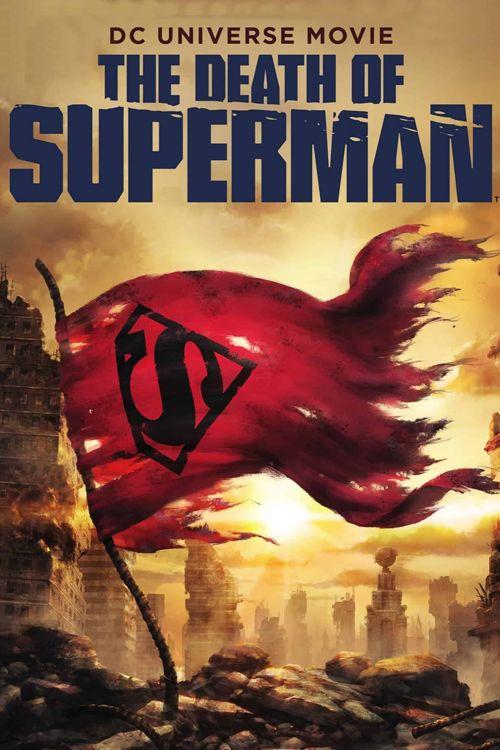 The-Death-of-Superman-2018 دانلود دوبله فارسی انیمیشن The Death of Superman 2018