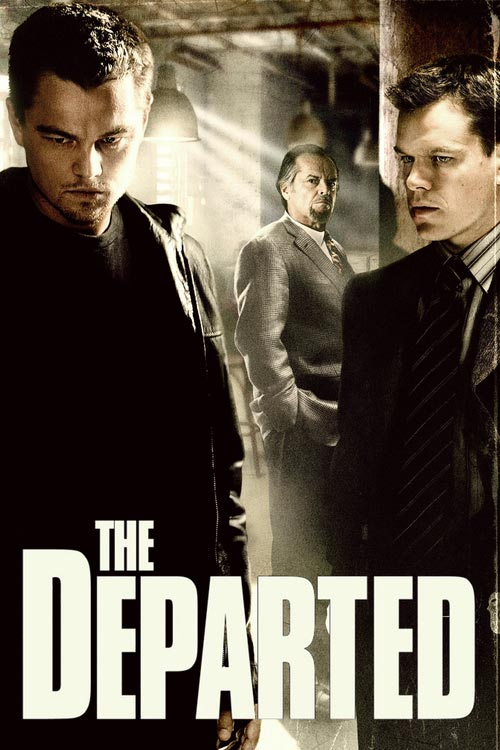 The-Departed دانلود فیلم The Departed 2006 با دوبله فارسی