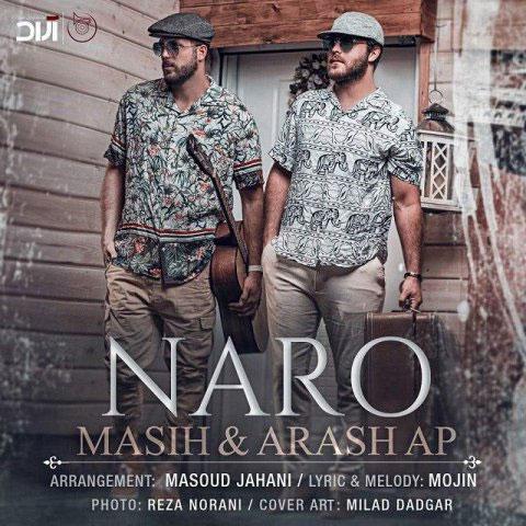 Masih-and-Arash-AP-Naro Masih & Arash AP - Naro