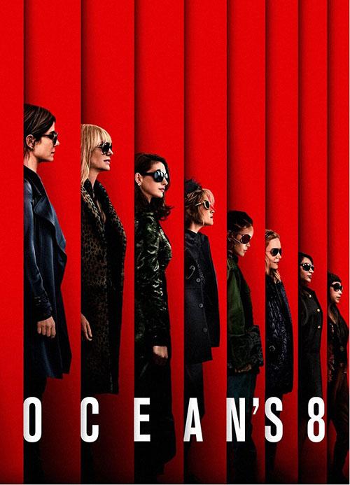 Oceans.8.2018 دانلود دوبله فارسی فیلم Oceans 8 2018