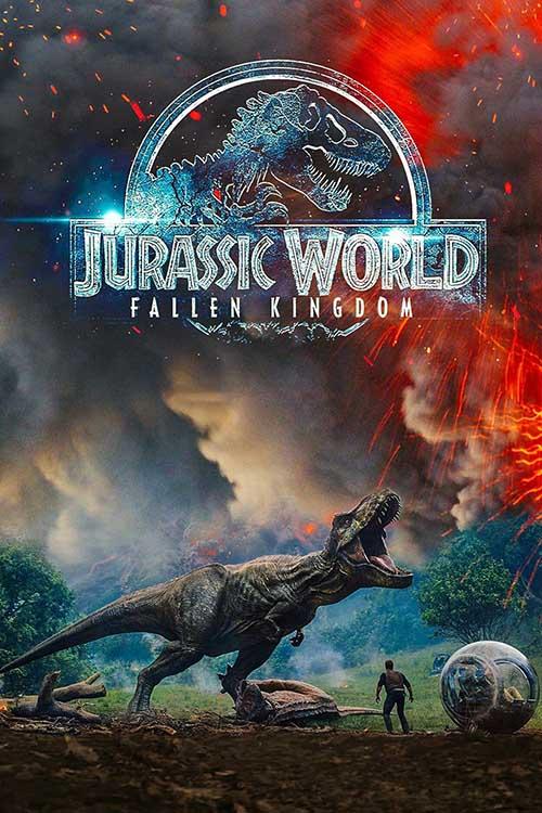 Jurassic.World-Fallen.Kingdom.2018 دانلود دوبله فارسی فیلم دنیای ژوراسیک 2 Jurassic World