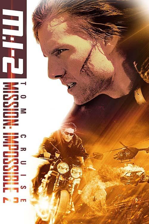 Mission-impossible-2000 دانلود دوبله فارسی فیلم Mission: Impossible 2 2000