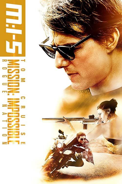 Mission-impossible-2015 دانلود دوبله فارسی فیلم Mission: Impossible Rogue Nation 2015