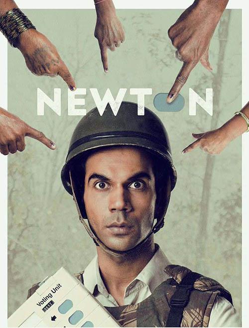 newton دانلود دوبله فارسی فیلم Newton 2017