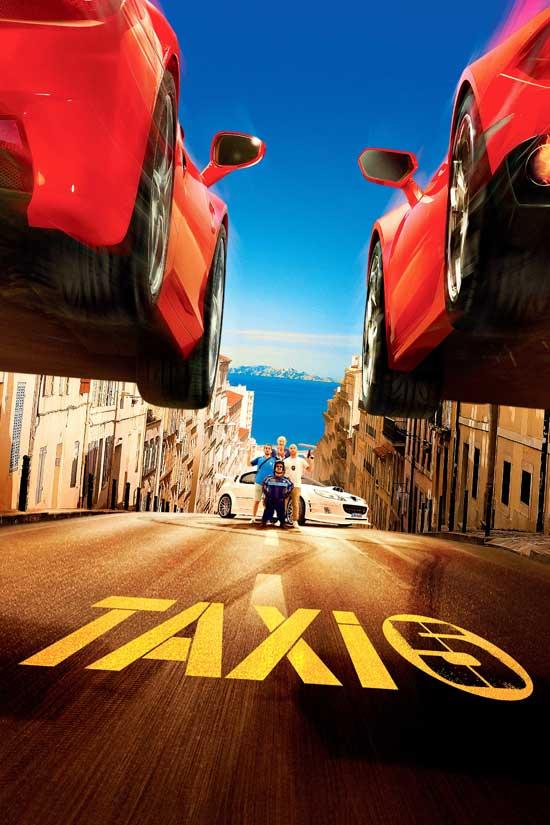 Taxi-5 دانلود فیلم Taxi 5