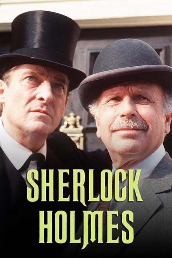 The-Adventures-of-Sherlock-Holmes دانلود سریال The Adventures of Sherlock Holmes