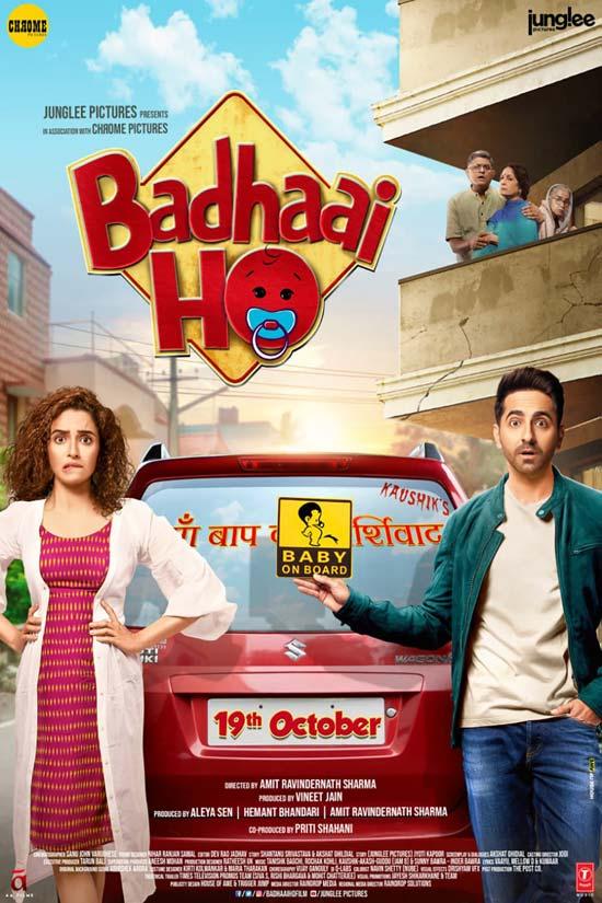 Badhaai-Ho-2018 دانلود فیلم Badhaai Ho 2018