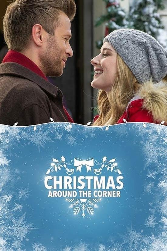 Christmas-Around-the-Corner-2018 دانلود فیلم Christmas Around the Corner 2018