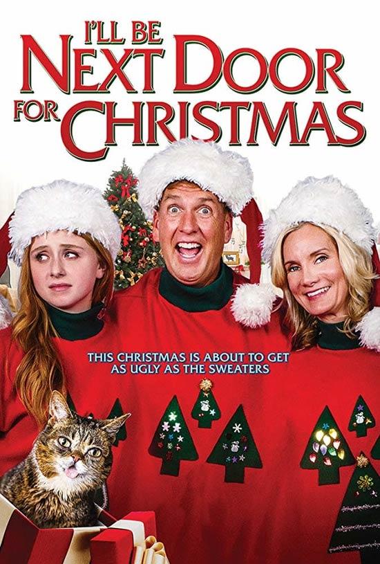 I-ll-Be-Next-Door-for-Christmas-2018 دانلود فیلم I'll Be Next Door for Christmas 2018