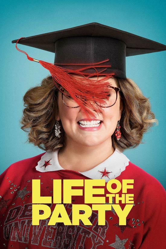 Life-of-the-Party-2018 دانلود فیلم Life of the Party 2018