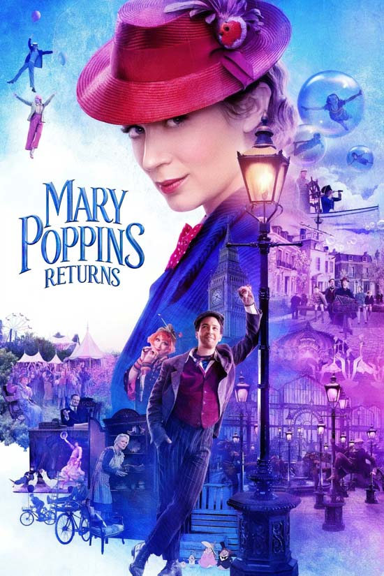Mary-Poppins-Returns-2018 دانلود فیلم Mary Poppins Returns 2018