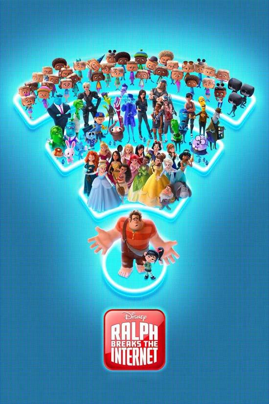 Ralph-Breaks-the-Internet-2018 دانلود فیلم Ralph Breaks the Internet 2018