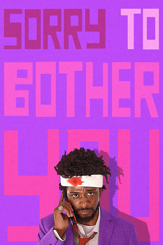 Sorry-to-Bother-You-2018 دانلود فیلم Sorry to Bother You 2018
