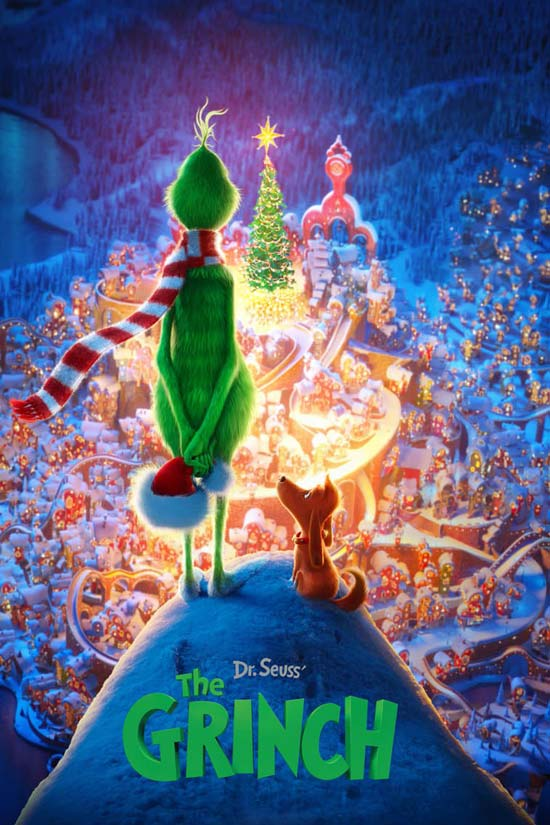 The-Grinch-2018 دانلود انیمیشن The Grinch 2018