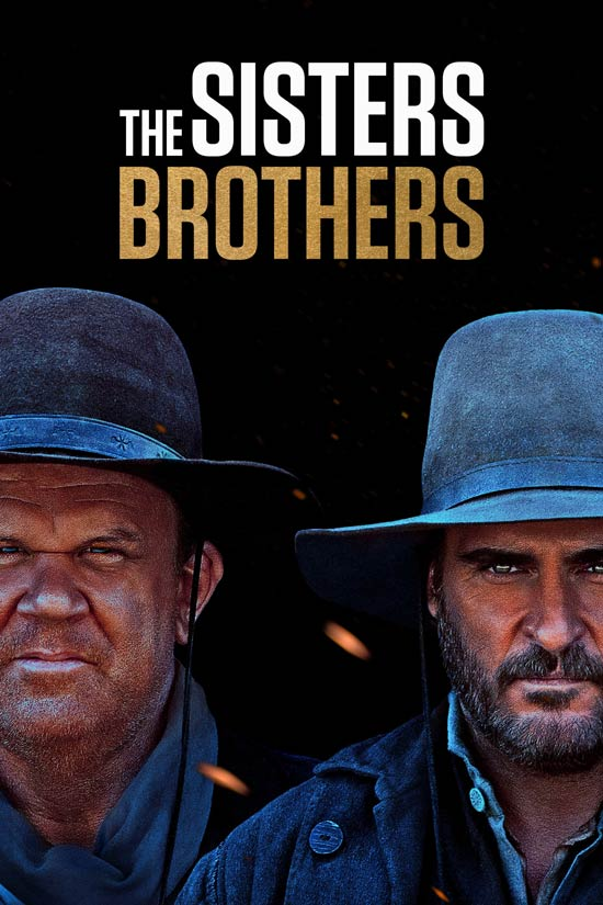 The-Sisters-Brothers-2018 دانلود فیلم The Sisters Brothers 2018