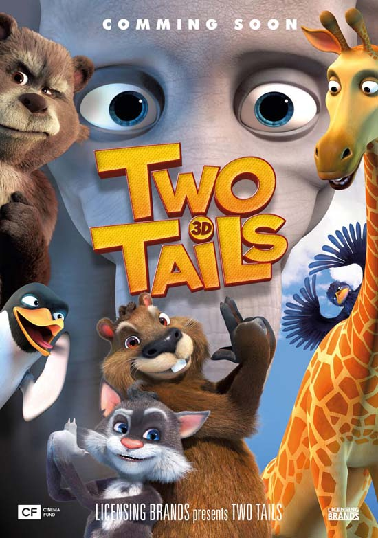 Two-Tails دانلود انیمیشن Two Tails 2018