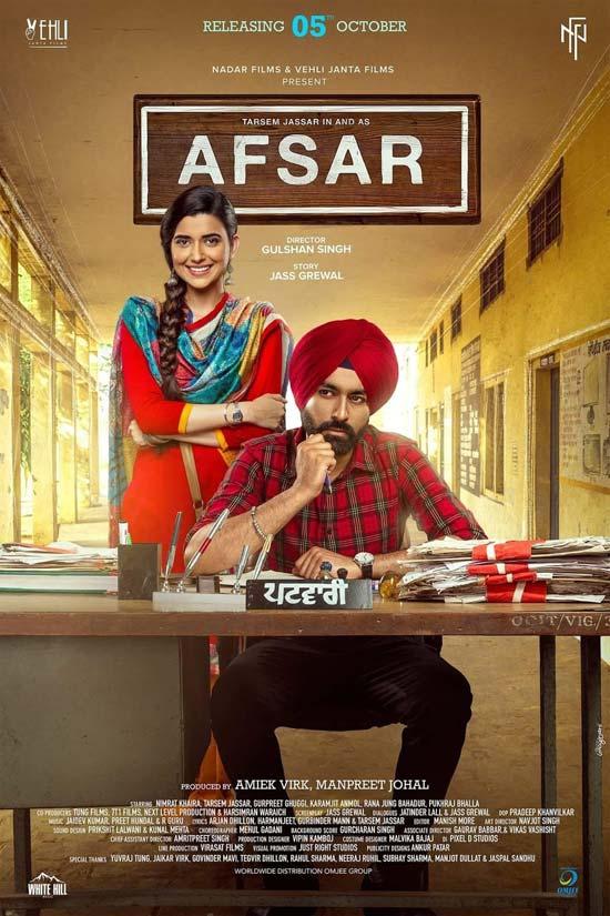 Afsar-2018 دانلود فیلم Afsar 2018