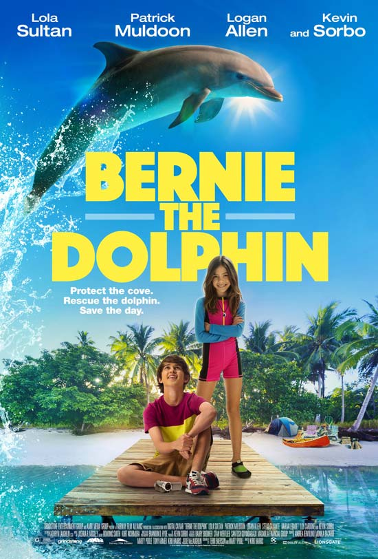 Bernie-The-Dolphin-2018 دانلود فیلم Bernie The Dolphin 2018