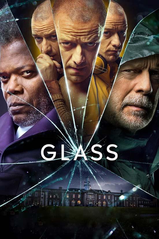 Glass-2019 دانلود فیلم Glass 2019