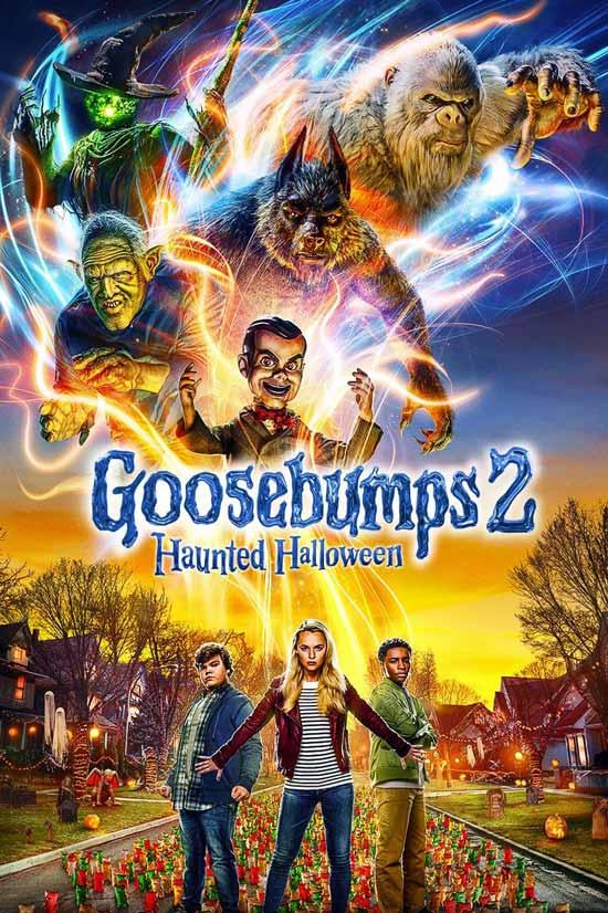 Goosebumps-2-Haunted-Halloween-2018 دانلود فیلم Goosebumps 2 Haunted Halloween 2018