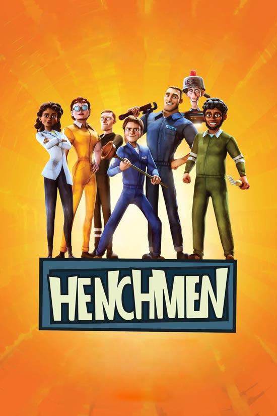Henchmen-2018 دانلود انیمیشن Henchmen 2018
