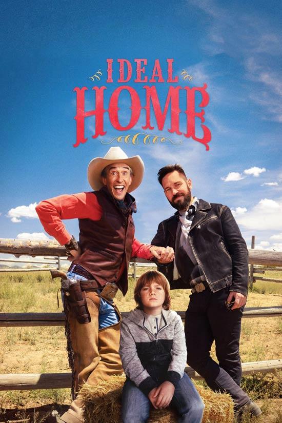 Ideal-Home-2018 دانلود فیلم Ideal Home 2018