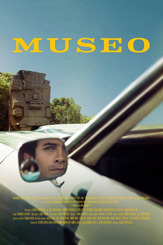 Museo-2018 دانلود فیلم Museo 2018