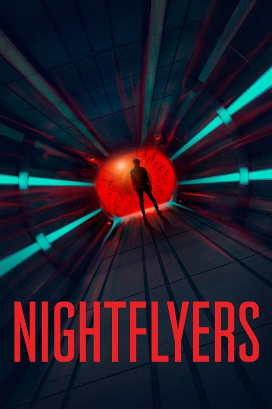 Nightflyers-2018 دانلود سریال Nightflyers