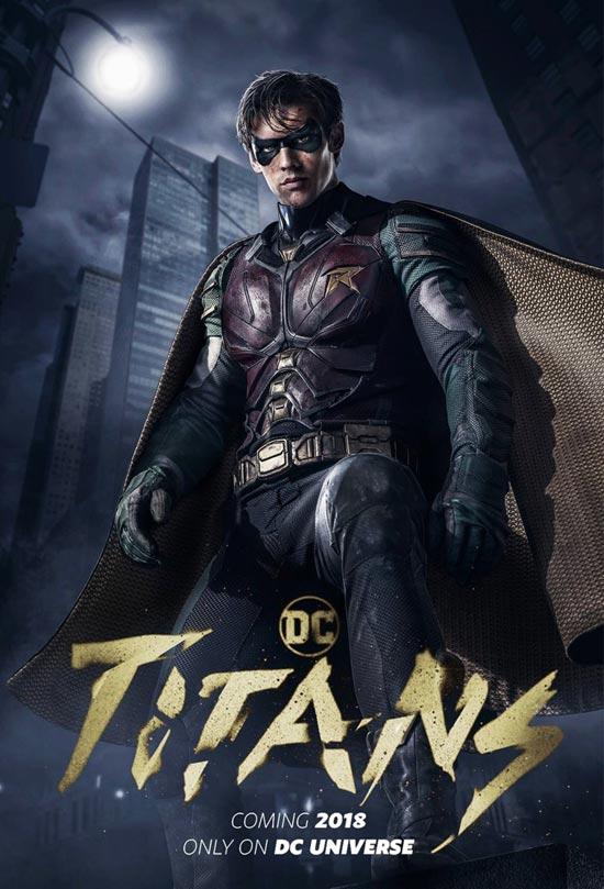 Titans-2018 دانلود سریال Titans
