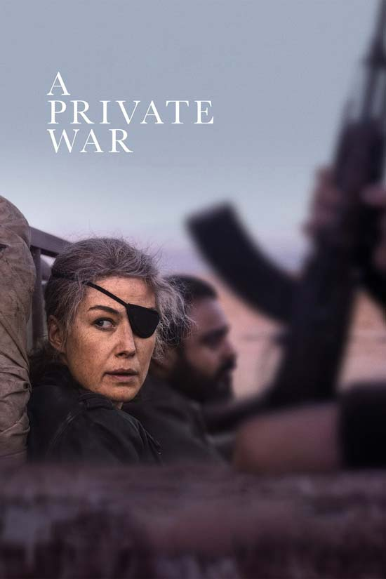 A-Private-War-2018 دانلود فیلم A Private War 2018
