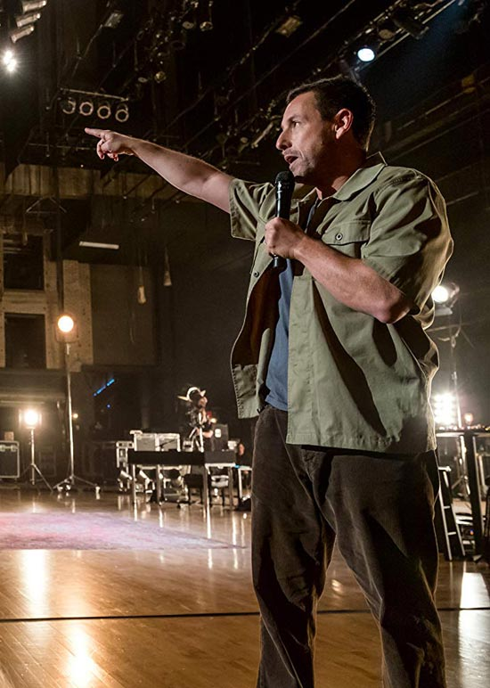 Adam-Sandler-100-Percent-Fresh-2018 دانلود فیلم Adam Sandler 100 Percent Fresh 2018