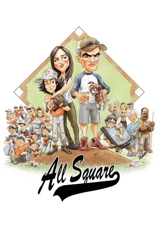 All-Square-2018 دانلود فیلم All Square 2018