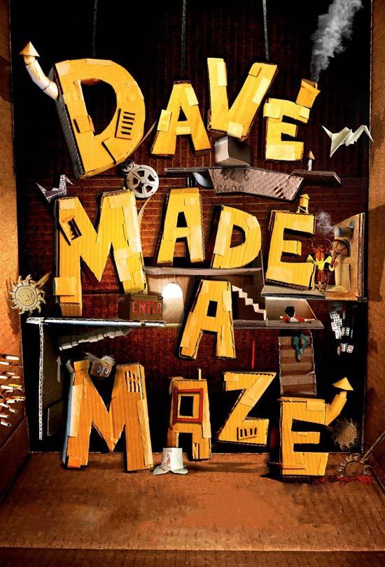 Dave-Made-a-Maze-2017 دانلود فیلم Dave Made a Maze 2017