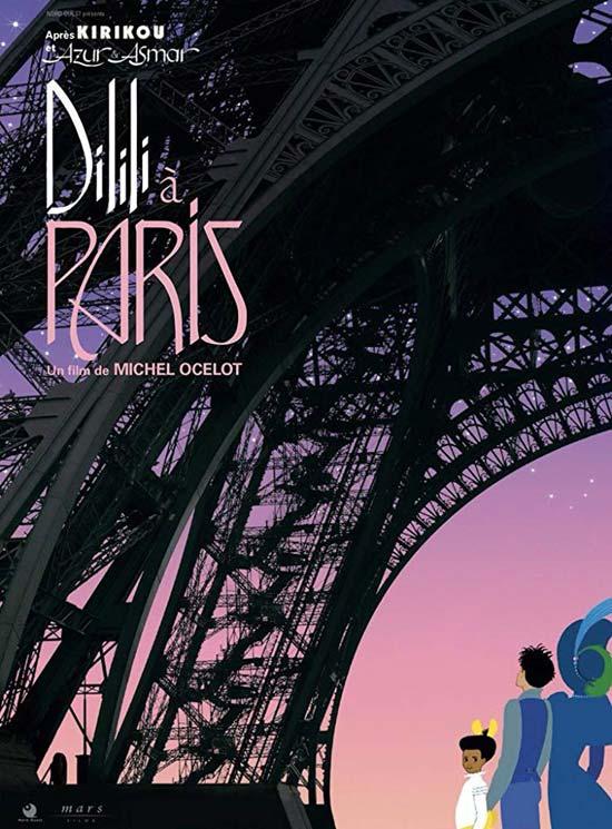 Dilili-in-Paris-2018 دانلود انیمیشن Dilili in Paris 2018