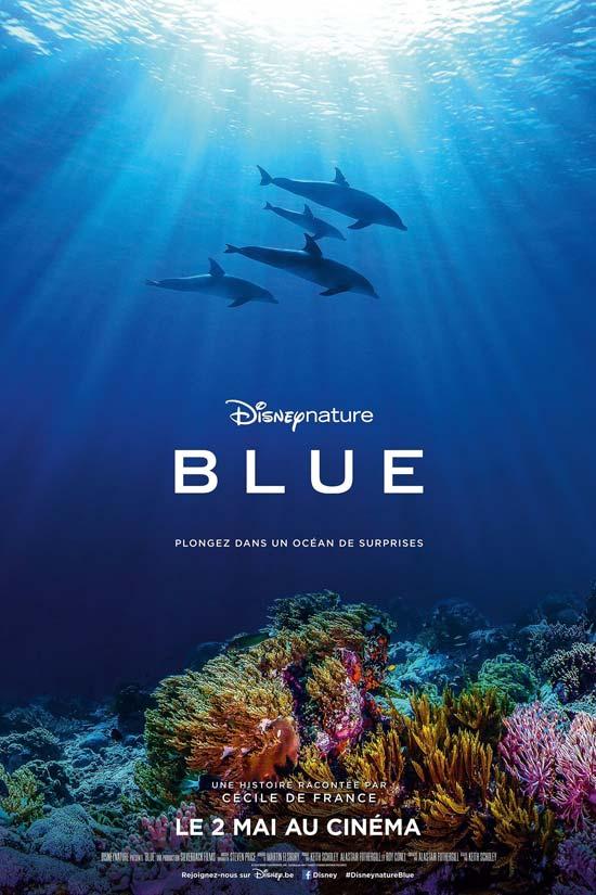 Disneynature-Blue-2018 دانلود فیلم Disneynature Blue 2018