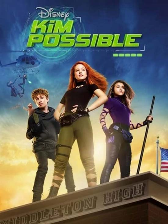 Kim-Possible-2019 دانلود فیلم Kim Possible 2019