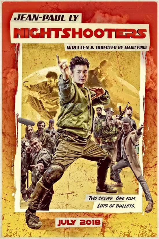 Nightshooters-2018 دانلود فیلم Nightshooters 2018