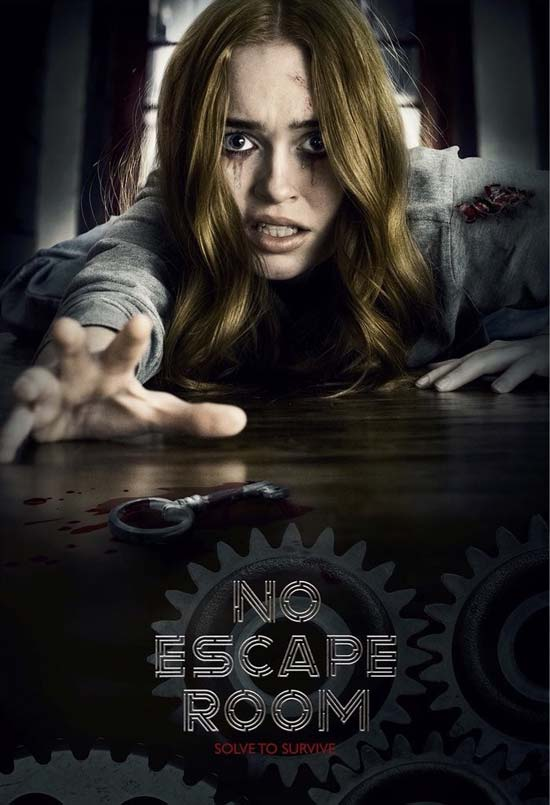 No-Escape-Room-2018 دانلود فیلم No Escape Room 2018